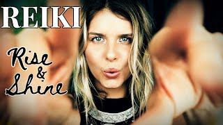 ASMR Reiki Morning Tune Up/Good Morning Vibes/Rise & Shine with Purpose/Distance Session w/a Master