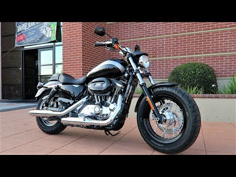 2018 Harley-Davidson 1200 Custom (XL1200C)│Test Ride and Full Review