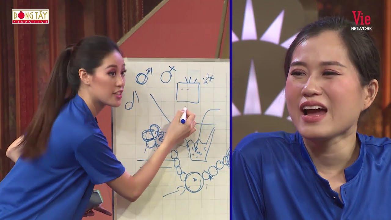 Lâm Vỹ Dạ mất trí nhớ với hoa hậu Khánh Vân - Quên luôn tên thật của cô em Ninh Dương Lan Ngọc