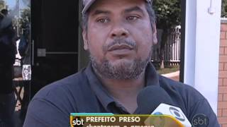 PR: Polícia prende prefeito de Loanda
