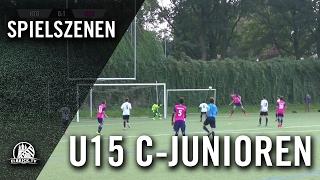 Harburger TB - Hamburger SV (U15 C-Junioren, Regionalliga Nord) - Spielszenen | ELBKICK.TV