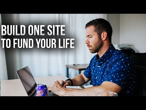 Just One Site: Turn Any Interest Into $10k+ Per Month With One Authority Website