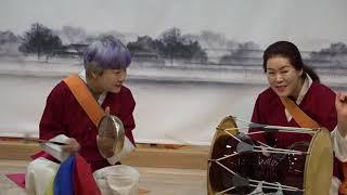 온새미로 풍물예술단 아리랑(사)한국 향토음악인협회 제1…