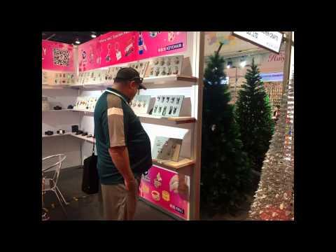 Wonderful Experience ---Las Vegas Exhibition trip