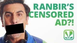 Ranbir Kapoor + Saavn: Censored?! Watch the Ad, Get the App - Free! thumbnail
