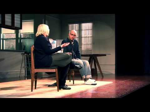 Ayad Akhtar on DISGRACED at the Huntington