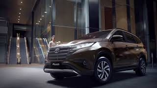 All New Toyota Rush 2019 - Activate Your Life! Full Version
