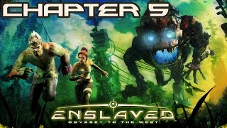 ENSLAVED: Odyssey to the West - Chapter 5: The Crash Site - HD Walkthrough