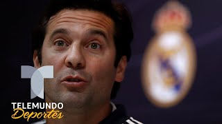Santiago Solari deja de ser entrenador interino del Real Madrid | La Liga | Telemundo Deportes