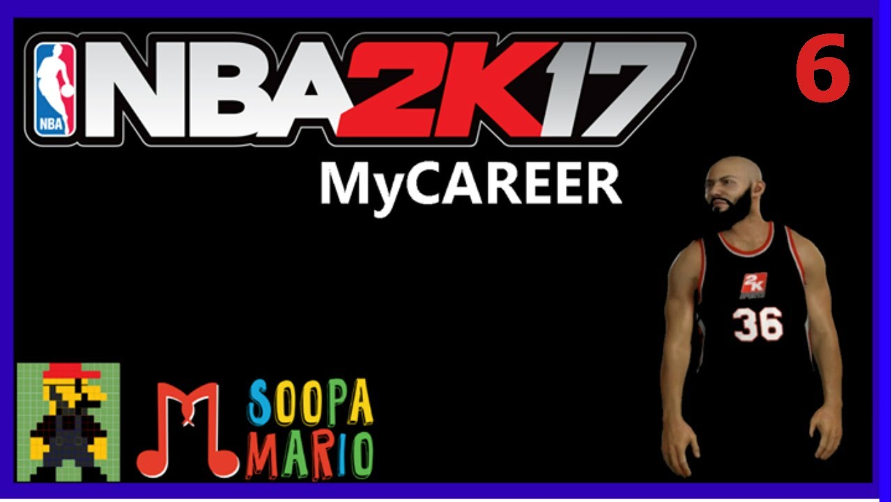 nba 2k17 mycareer full playthrough xbox one s01e06 youtube. Black Bedroom Furniture Sets. Home Design Ideas