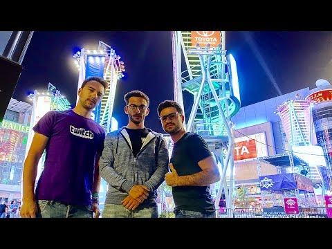 NEL POSTO PIÙ BELLO DI TUTTA LOS ANGELES! - Vlog dalla California #3
