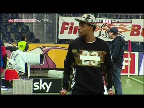 FC Red Bull Salzburg  - SV Mattersburg 4:2 Deutsch