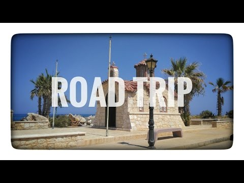 Road Trip Around The Region of Heraklion, Greece | Crete 2016