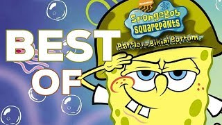 BEST OF Spongebob Squarepants: Battle For Bikini Bottom | FUNNY Moments Montage