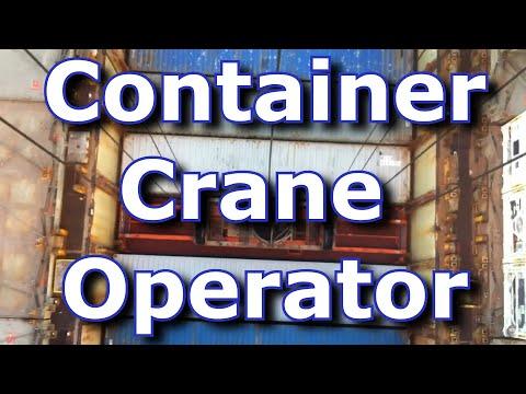 Container Crane Operator