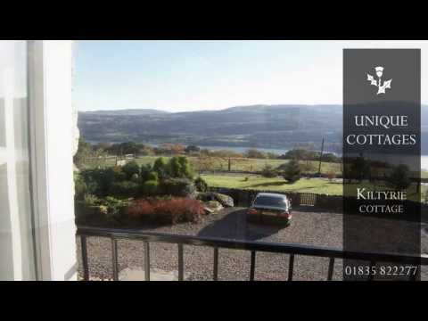 Kiltyrie Cottage  Loch Tay, Perthshire, Scotland - Self Catering Accommodation