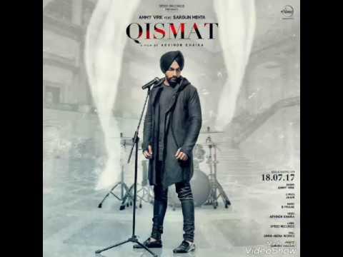 Quismat | New punjabi song |Ammy virk