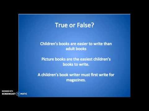 What is Children's Literature?