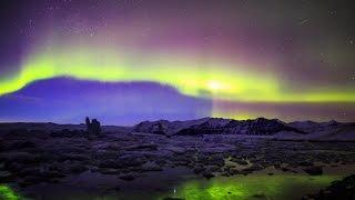 2017 冰島極光11日