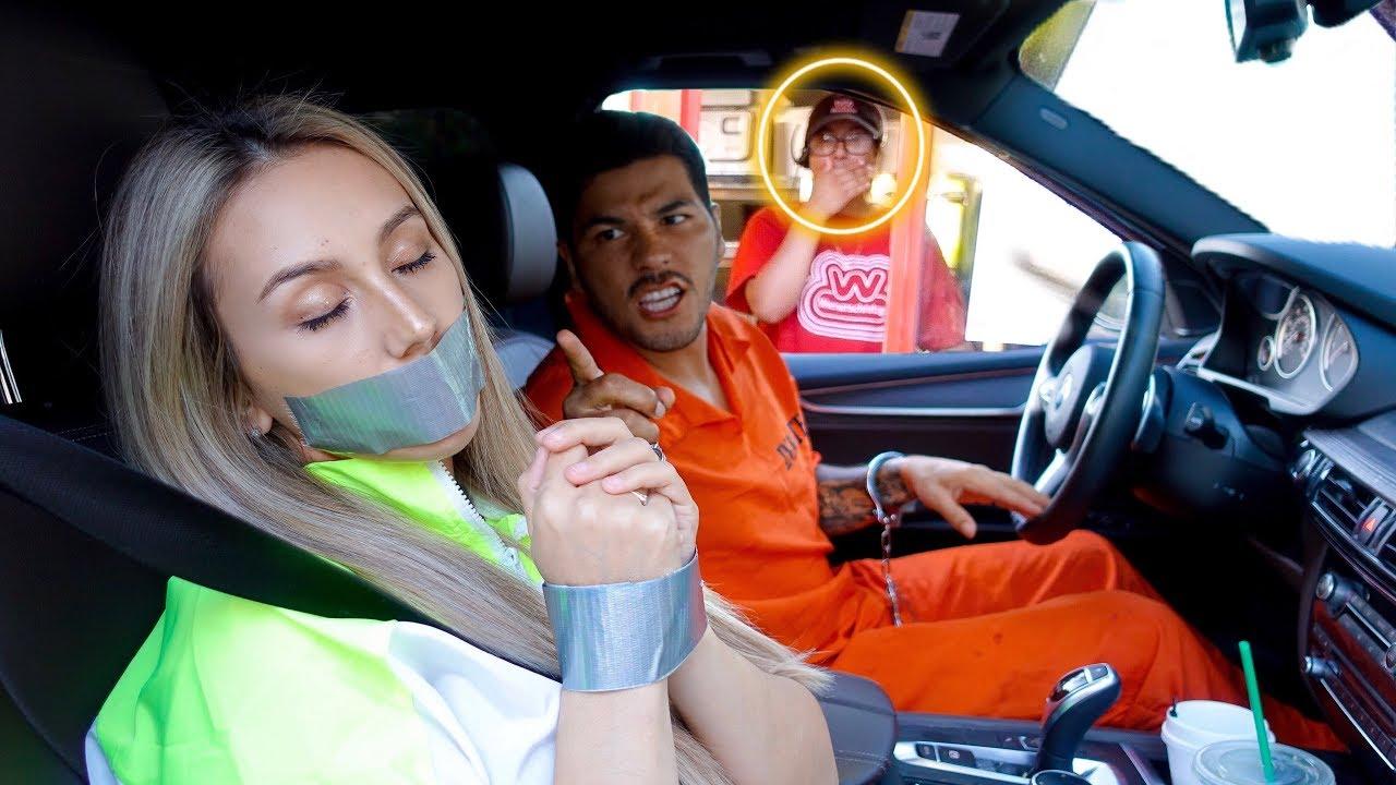 Download Prisoner Drive Thru Prank