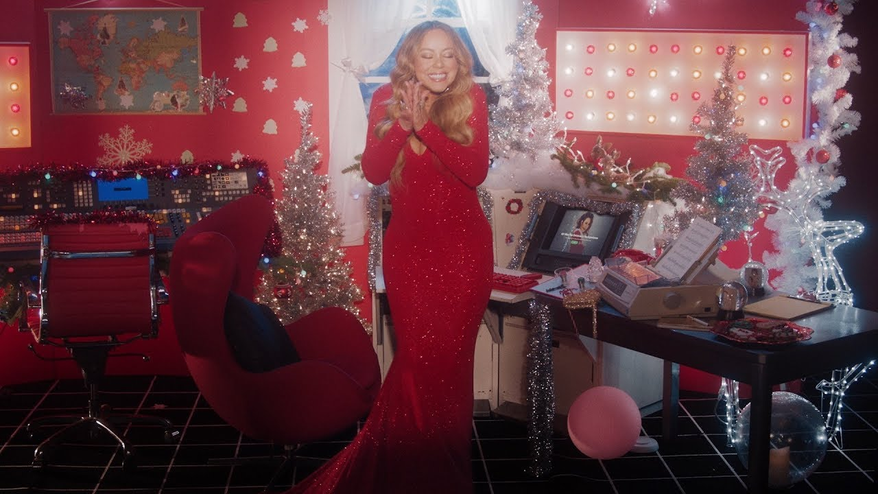 It S Officially Christmas With Mariah Carey And Spotify Youtube
