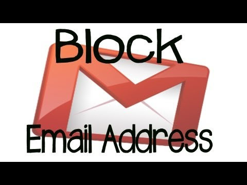 How To Block An Email Address In Gmail
