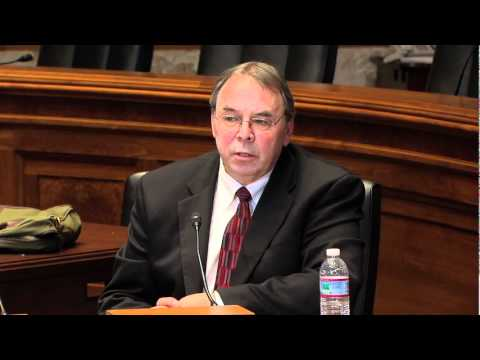 Senate Oceans Caucus Briefing On Seafood Jobs in America 3/29/12