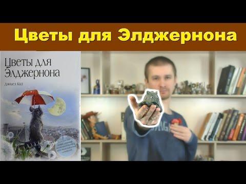 Дэниел Киз Цветы для Элджернона. Обзор книги.