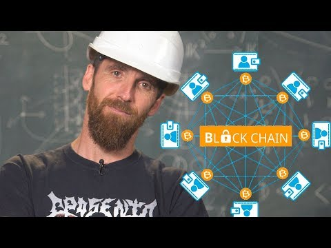 Las matemáticas de BLOCKCHAIN