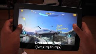 Asphalt 8 Airborne Gameplay - How to do a Flat-spin (HD English 2014)