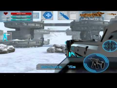 Gameplay Android: Enemy Strike