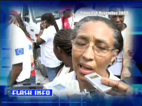 School Collapse Haiti DAY 2 NEWS TELEMAX 2 of 2