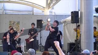 ザ☆ヤングコーンズ 定禅寺ストリートジャズフェスティバル2017.