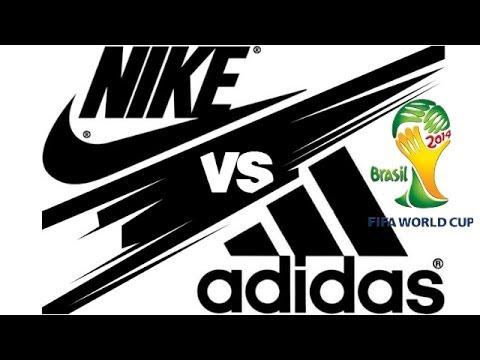 FIFA 2014: Soccer Samba - BRAND WARS Between Nike And Adidas