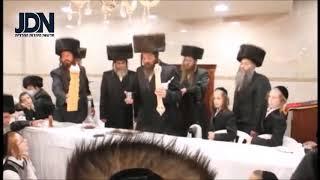 Pittsburgh Rebbe Making Havdalah -Tishrei 5781
