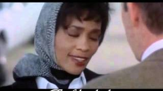 "Whitney Houston - I Will Always Love You - (legendado e traduzido) tema do filme ""o guarda- costas"""