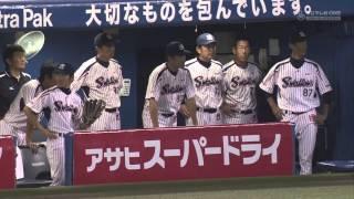 2013.09.14 マートン相川乱闘 ヤクルト阪神戦