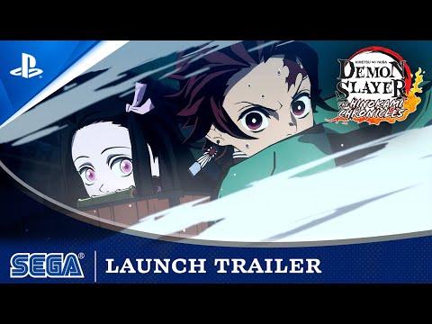 Demon Slayer -Kimetsu no Yaiba- The Hinokami Chronicles - Launch Trailer   PS5, PS4