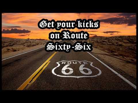 The Cramps -  Route 66 - Lyrics