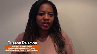 Susana Palacios: La música hace parte de la diáspora.