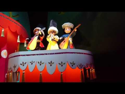 Its A Small Small World HK Disneyland