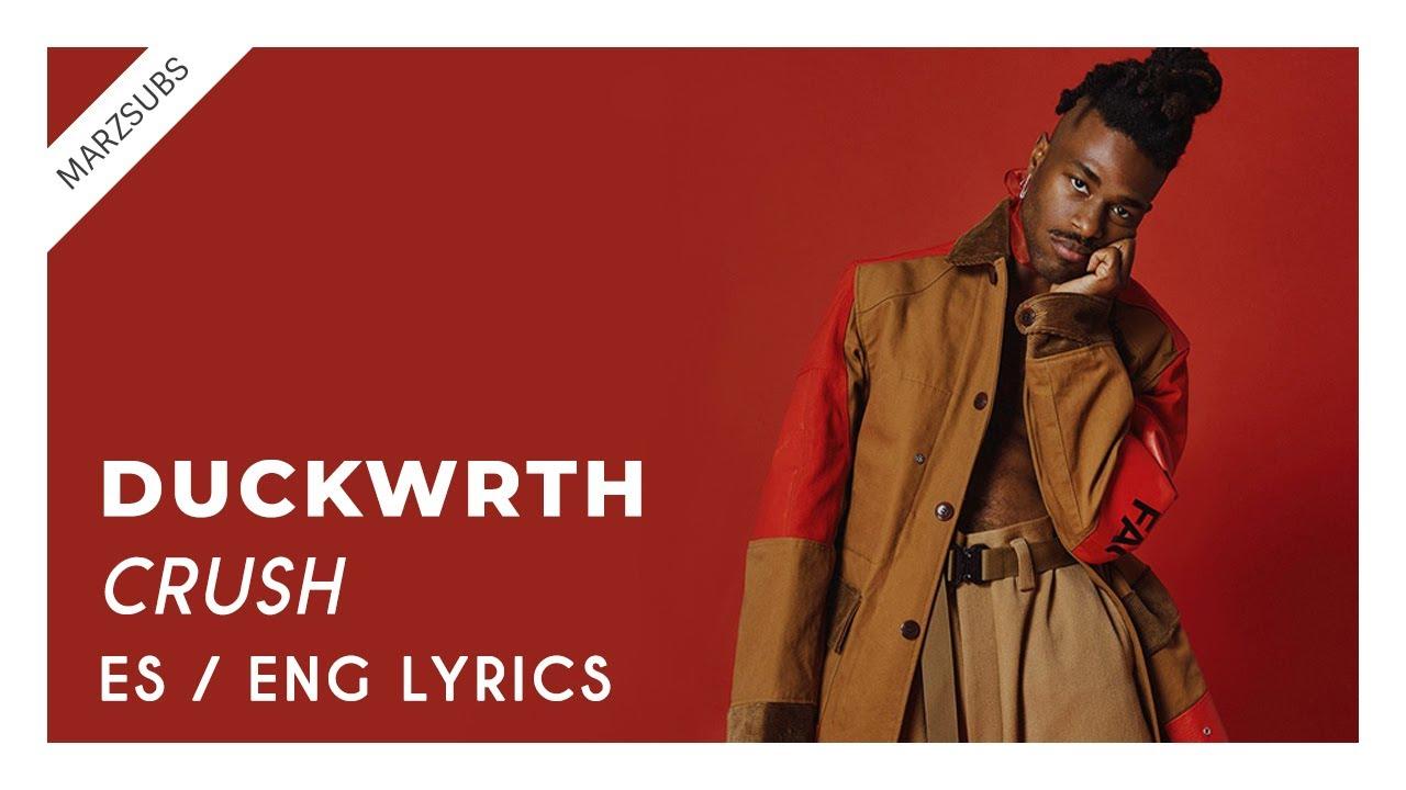 DUCKWRTH - Crush // Lyrics - Letra