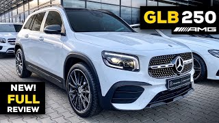 2020 Mercedes-Benz GLB 250 FULL In-Depth REVIEW LUXURY SUV Interior Exterior Infotainment
