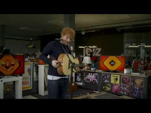 Ed Sheeran - Thinking Out Loud (Live at joiz)