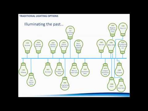 Low Energy Lighting - Green Business Fund Technology Webinar