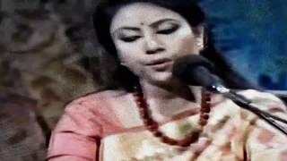Hridoy Keno Chahe Hridoy : Nazrul-Sangeet : Leela Pramanik