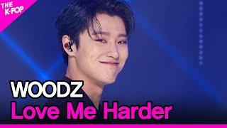 Download Mp3 Woodz, Love Me Harder  우즈, 파랗게   The Show 200714