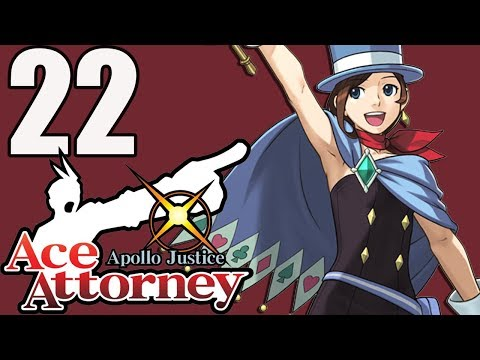 Ace Attorney: Apollo Justice (Blind) -22 - A Brand New Switch