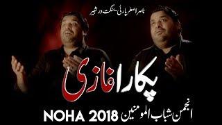 Nohay 2018 - Pukara Ghazi | Sonu Monu Noha 2018 | Mola Abbas Noha | Ya Abbas | Zahra jaiyan Da Asra