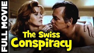 The Swiss Conspiracy (1976) | English Action Movie | David Janssen, Senta Berger | Action Moives